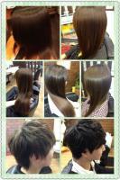 Build hair