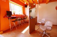 札幌市豊平区のおすすめ縮毛矯正 -中の島美容室 hideout ハイドアウトの画像