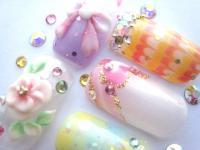 江東区のおすすめ美容室・ネイルサロン -nail&academy piano 東大島店の画像